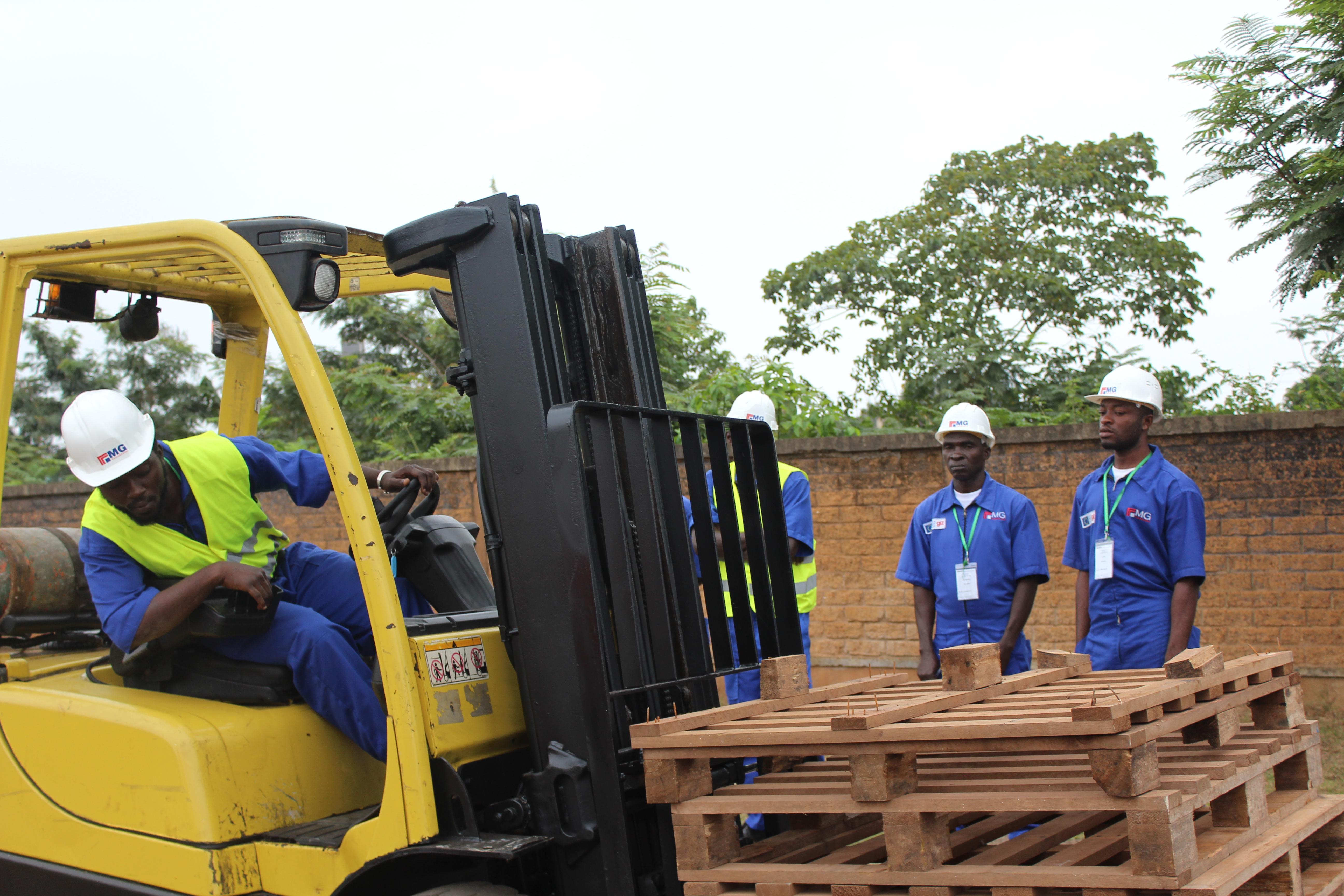formation logistique en cote d'ivoire